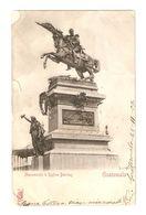 CT--02301--  GUATEMALA - MONUMENTO A' RUFINO BARRIOS - VIAGGIATA  21-11-09 - Guatemala