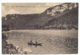 Env. De Nantua  , Lac De Sylans , Une Partie De Barque - Ars-sur-Formans