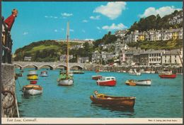 East Looe, Cornwall, C.1970s - John Hinde Postcard - Altri
