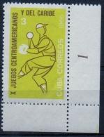 Cuba 1966 -  Baseball MNH ** - Cuba