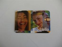 Phonecard/ Telécarte/ Cartão Telefónico Hello Nº 8 -  10 Euros - Portugal