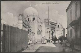 La Médersa, Alger, Algerie, C.1910 - Régence CPA - Algiers