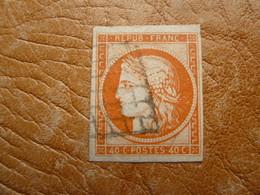 Cérès N° 5  Oblitéré - 1849-1850 Ceres