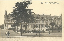 """Ieper Ypres La Place Malou The """"Malou"""" Place Nels - Ieper"""