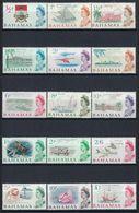 Bahamas, N° 193 à 207 ** TB - Bahamas (1973-...)
