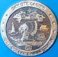 $1 Casino Token. Sky Ute, Ignacio, CO. J67. - Casino