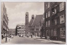 Amsterdam Chasséstraat Levendig Ijscoman Oude Auto Kerk # 1962    1482 - Amsterdam