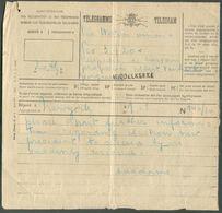 Télégramme De New YORK Pour  MIDDELKERKE 14/6 24, Via Western Union- 12613 - Telegraph