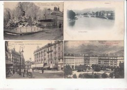 France  38 - Grenoble  - 4cartes   - Achat Immédiat - Tarascon