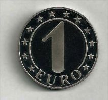 1 Euro Precurseur De L'EURO INFO CENTRE (EIC), RRRRR, NI? AG?, UNC, PP - Euros Of The Cities