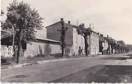 AUTHEZAT La Rue Nationale Cpsm Pm - Other Municipalities