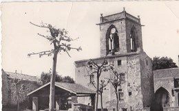 AUTHEZAT L Eglise Cpsm Pm - Other Municipalities