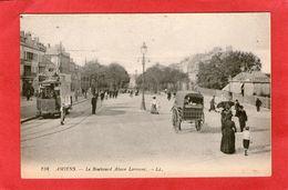 AMIENS -Le Boulevard Alsace Lorraine - - Amiens