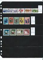 Petit Lot Des Timbres Neuf De Hollande De 1963 - Period 1949-1980 (Juliana)