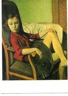 Balthus (Balthazar KLOSSOWSKI) Therese 1938 The Metropolitain Museim Of Art New York, Fillette Assise Sur Fauteuil - Peintures & Tableaux