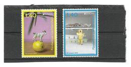 Liechtenstein 2015 Satz ,Set Of 2 Stamps Mi. 1744- 1745** Spielzeug/Jouets ( 8 - Liechtenstein