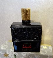 "Ancien Flacon Remplissable ""Habanita "" De MOLINARD  100 Ml   VIDE Pour Collection - Bottles (empty)"