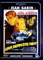 Leur Dernière Nuit - Jean Gabin - Madeleine Robinson - Drama