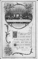 PARIS - SOUVENIR De Monsieur L'Abbé GRENTE - Le 18 Décembre 1912 - Format CDV - Faire-part