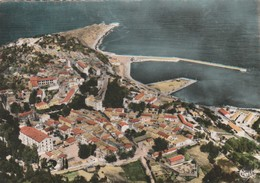 CPSM ALGERIE DELLYS VUE GENERALE AERIENNE - Other Cities