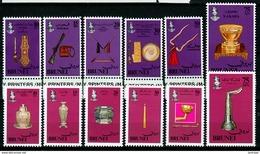 BRUNEI  1981/82  SET   MNH - Brunei (1984-...)