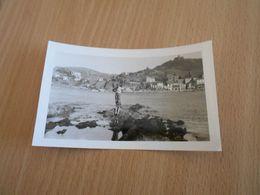 1509 - Photo Vintage, Bord De Mer En Espagne - Lieux