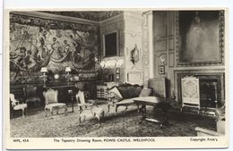 CPSM Powis Castle Welshpool The Tapestry Room - Montgomeryshire