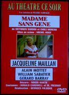 Au Théâtre Ce Soir - Madame Sans Gène - Jacqueline Maillan - Komedie