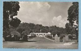 1315  CPSM    AFRIQUE OCCIDENTALE FRANCAISE  -  BANGUI -  Palais Du Gouverneur  +++++++ - Central African Republic