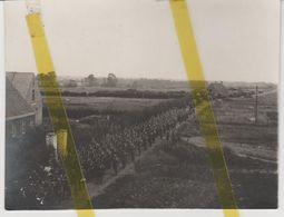 BELGIQUE FLANDRE MOORSLEDE   CARTE PHOTO ALLEMANDE MILITARIA 1914/1918 WK1 WW1 - Roeselare