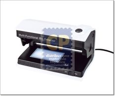 LINDNER APPARECCHIO DI CONTROLLO 3 FUNZIONI (fluorescenza+filigrana) - ART. 7084 - Lampade UV