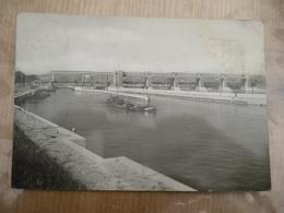 Barrage Ampsin  Neuville Sur Huy 1962 - Amay