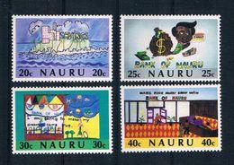 Nauru 1986 Bank Mi.Nr. 320/23 Kpl. Satz ** - Nauru