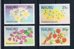 Nauru 1986 Flora Mi.Nr. 324/27 Kpl. Satz ** - Nauru