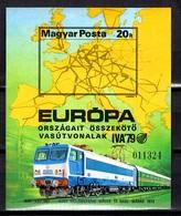 Hongrie Bloc-feuillet YT N° 141 Non Dentelé Neuf ** MNH. TB. A Saisir! - Blocks & Sheetlets