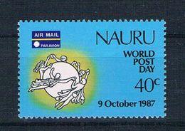 Nauru 1987 UPU Mi.Nr. 337 ** - Nauru