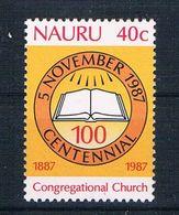 Nauru 1987 Emblem Mi.Nr. 339 ** - Nauru