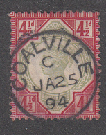 GREAT BRITAIN  Michel 92 Very Fine Used - 1840-1901 (Victoria)