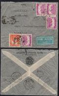 AFGHANISTAN - KABOUL / 1937 LETTRE RECOMMANDEE PAR AVION POUR L ALLEMAGNE  (ref 5289) - Afghanistan