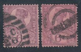 GREAT BRITAIN  Michel 94 Very Fine Used SHADES - 1840-1901 (Victoria)