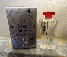 """Miniature """"I Love You"""" De MOLYNEUX  Eau De Parfum  5 Ml Dans Sa Boîte - Miniatures Modernes (à Partir De 1961)"""