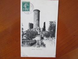 Piegut , Tour Du Piegut - Other Municipalities