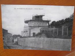 Algorta , Vizcaya , Casa Barco , Carte Photo - Vizcaya (Bilbao)