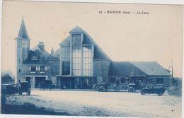 NOYON. La Gare - Noyon