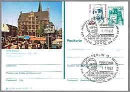 CANDIDATURA DE BERLIN A JUEGOS OLIMPICOS 2000 - Candidature Of Berlin. Coubertin. Berlin 1993 - Verano 2000: Sydney