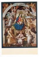 Madonna Degli Angeli Notre Dame Des Anges - Roma - Vergine Maria E Madonne