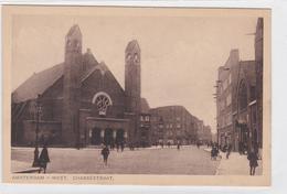 Amsterdam Chasséstraat Volk R.K.Kerk O.L. Vrouw Eeuwigdurende Bijstand    1081 - Amsterdam