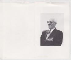 Dp. Adel - Noblesse. Hubert De Groote. °Kasteel Van Houthulst, +Houthulst. Echtgen. Dupond. Eresenator, Ereburgemeester. - Décès