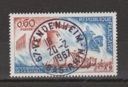 FRANCE / 1966 / Y&T N° 1486 - Oblitération Du 20/02/1967. SUPERBE ! - Frankreich
