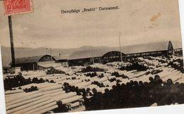 """Dampfsäge """"Bradül"""" DARMANESTI   (scierie - Scie à Vapeur) UNIQUE - Romania"""